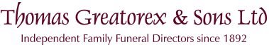 Thomas Greatorex & Sons Funeral Directors